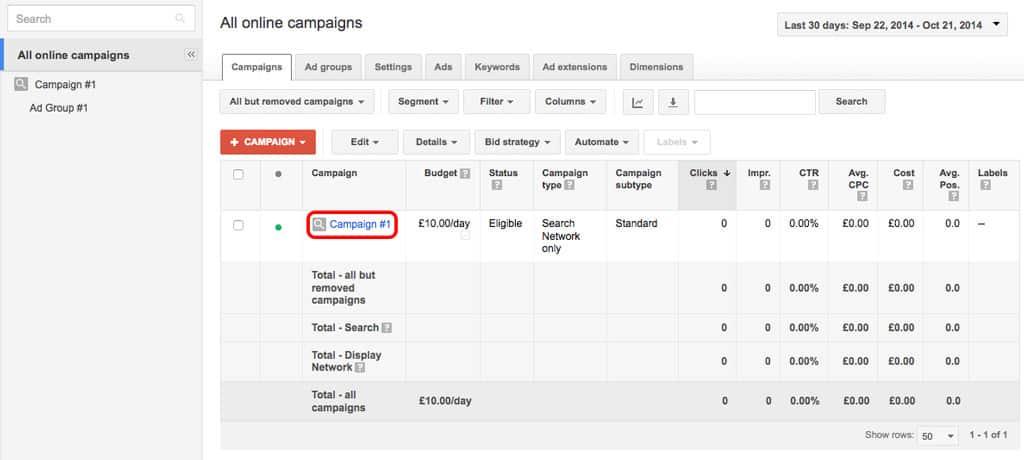 Adwords-Campaign-Web